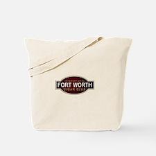 Fort Worth Cigar Club Tote Bag