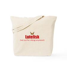 Lutefisk 5 Tote Bag