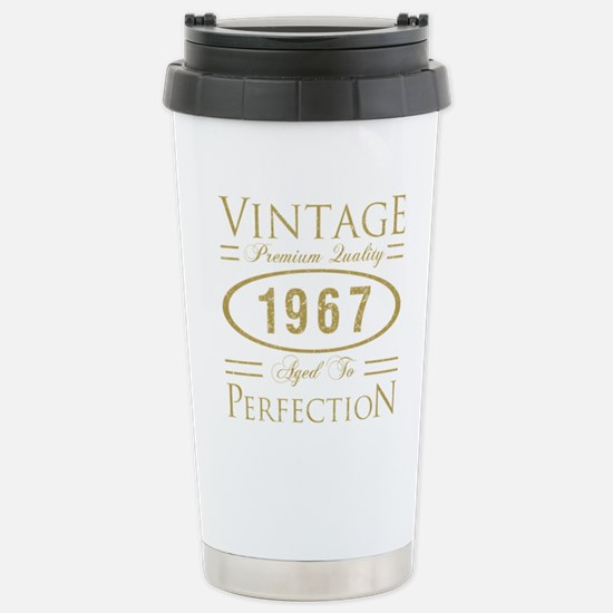 1967 Premium Quality Stainless Steel Travel Mug