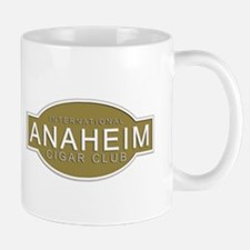 Anaheim Cigar Club Mugs