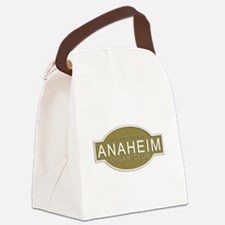 Anaheim Cigar Club Canvas Lunch Bag