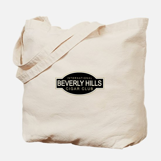 Beverly Hills Cigar Club Tote Bag