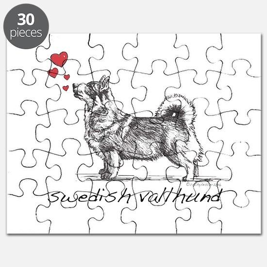 Swedish Vallhund Puzzle