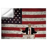 Donald trump inauguration 2017 Wall Decals
