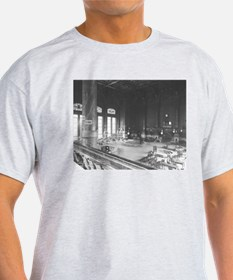 Board of Trade After Session Ash Grey T-Shirt