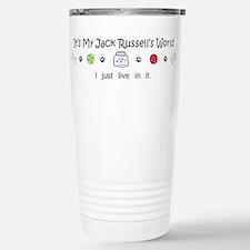 Unique Jack russell terrier lover Travel Mug