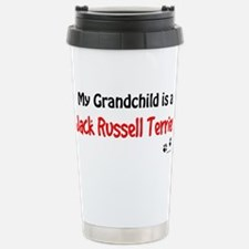 Funny Russell terrier Travel Mug