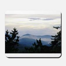 Smoky Mountain Morning Mousepad