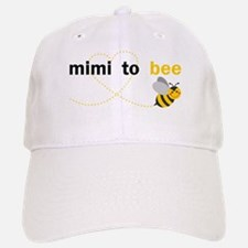 Mimi To Bee Baseball Baseball Baseball Cap