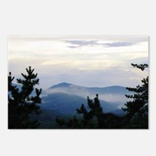 Smoky Mountain Morning Postcards (Package of 8)