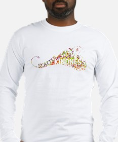 Scatter Kindness Long Sleeve T-Shirt
