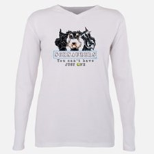Schnauzers Just One Dk T-Shirt
