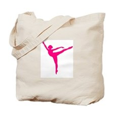 Ballet Arabesque Tote Bag