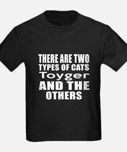 There Are Two Types Of Toyger Ca T