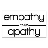 Empathy over apathy 10 Pack