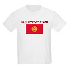 99 PERCENT KYRGYSZTANI T-Shirt