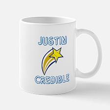 Justin Credible Mugs