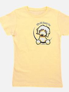 Yellow Doodle Pocket IAAM T-Shirt