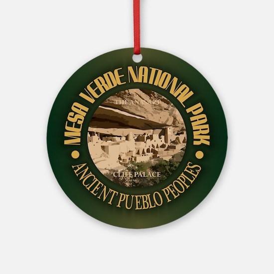 Mesa Verde NP Ornament (Round)