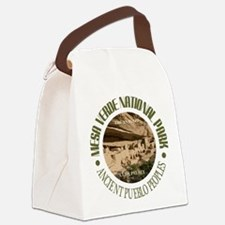 Mesa Verde NP Canvas Lunch Bag