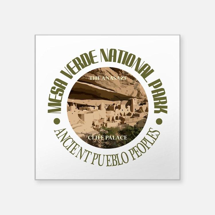 Mesa Verde NP Sticker