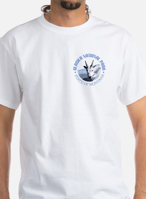 Glacier National Park (goat) T-Shirt
