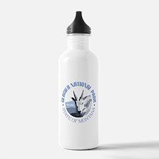 Glacier National Park (goat) Water Bottle