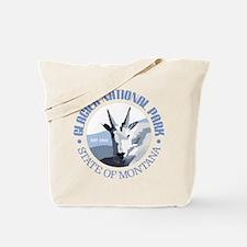 Glacier National Park (goat) Tote Bag