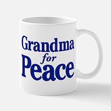 Grandma for Peace Mug