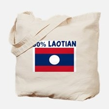 50 PERCENT LAOTIAN Tote Bag