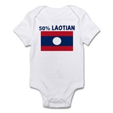 50 PERCENT LAOTIAN Infant Bodysuit