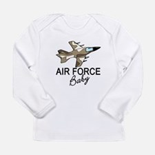 airforce baby Long Sleeve T-Shirt