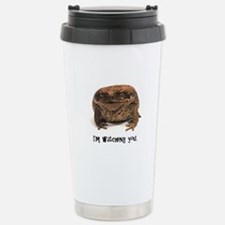 Cute Toad Travel Mug