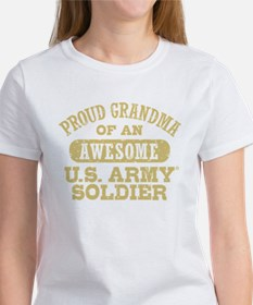 Proud U.S. Army Grandma T-Shirt
