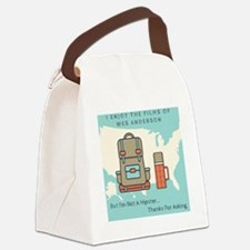 Cute Anderson Canvas Lunch Bag