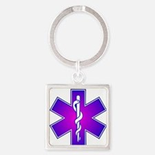 Star of Life Keychains