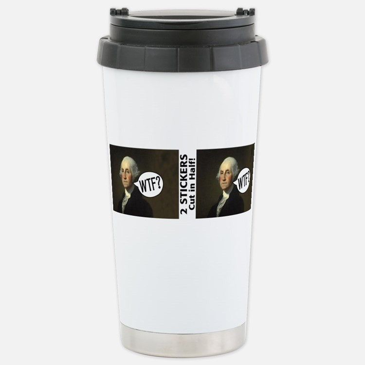 Cute Anti republican Travel Mug