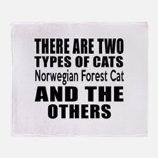 There Are Two Types Of Norwegian For Throw Blanket