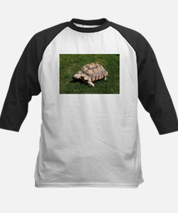 Tortoise 2 at the zoo Baseball Jersey
