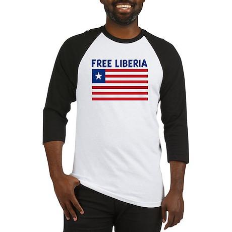 FREE LIBERIA Baseball Jersey