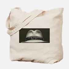 Thank You Leonard Tote Bag
