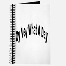 Oy Vey What A Day Journal