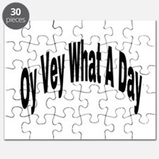 Oy Vey What A Day Puzzle
