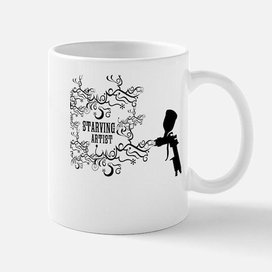 Starving Artist Mugs