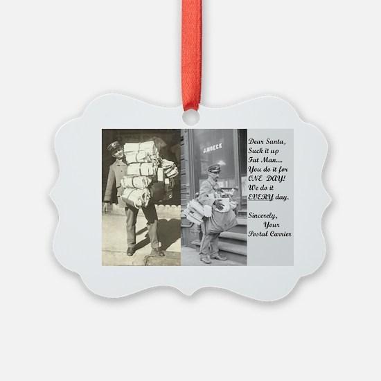 Cute Mail Ornament