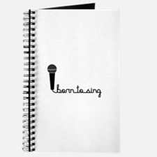 Born to Sing Journal