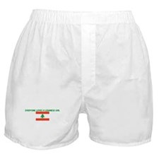 EVERYONE LOVES A LEBANESE GIR Boxer Shorts