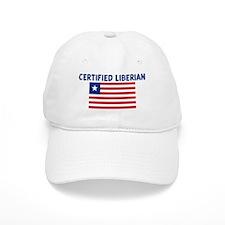 CERTIFIED LIBERIAN Baseball Cap