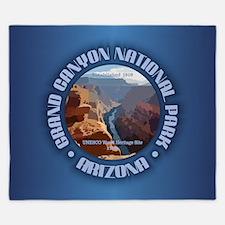 Grand Canyon NP King Duvet