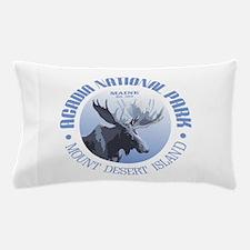 Acadia National Park (moose) Pillow Case